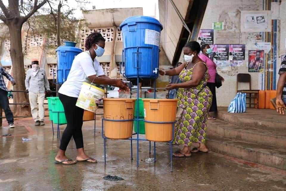 Handwashing and Hygiene Program – Togo