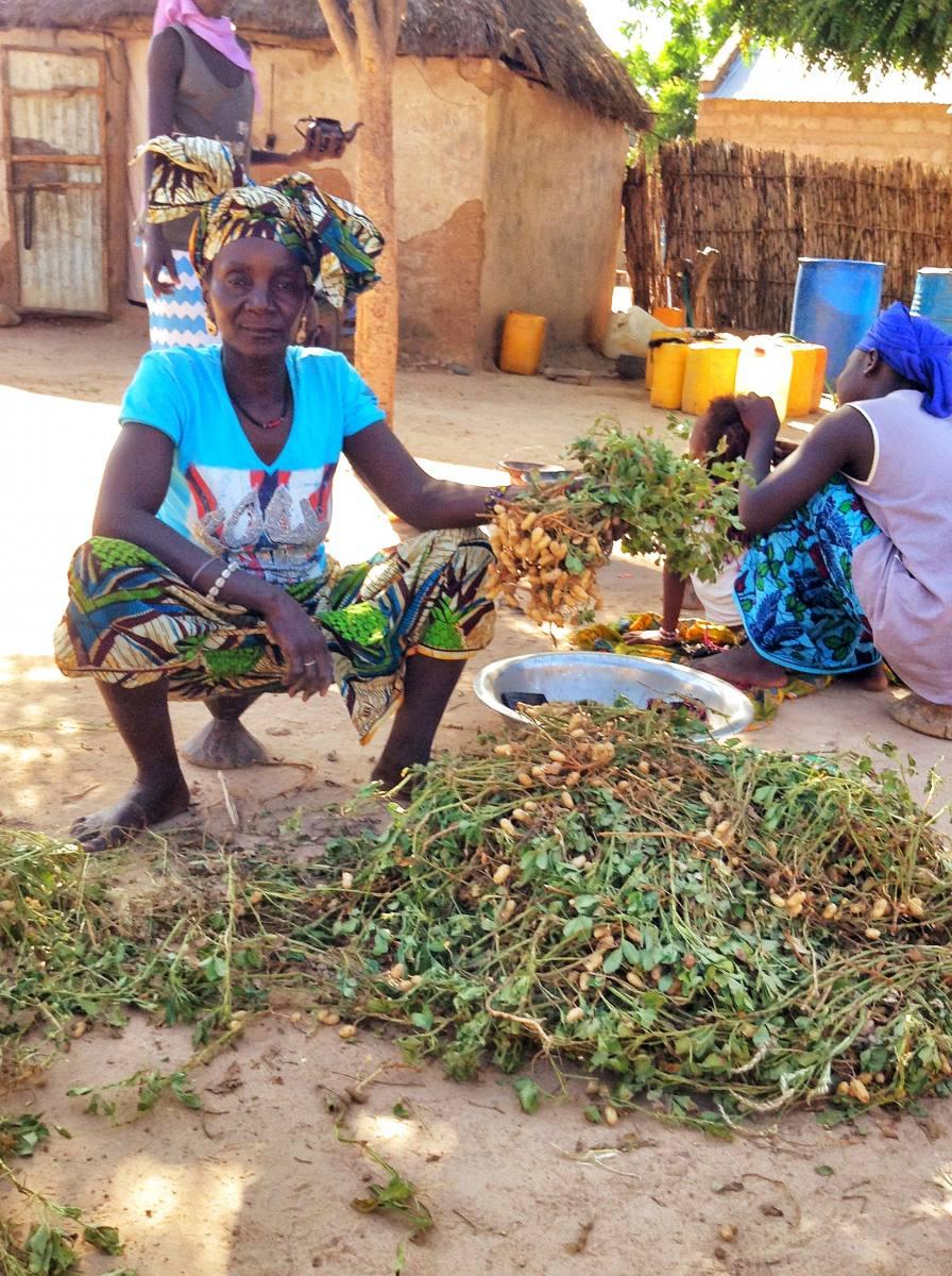 Bentinky, Kaffrine, Senegal