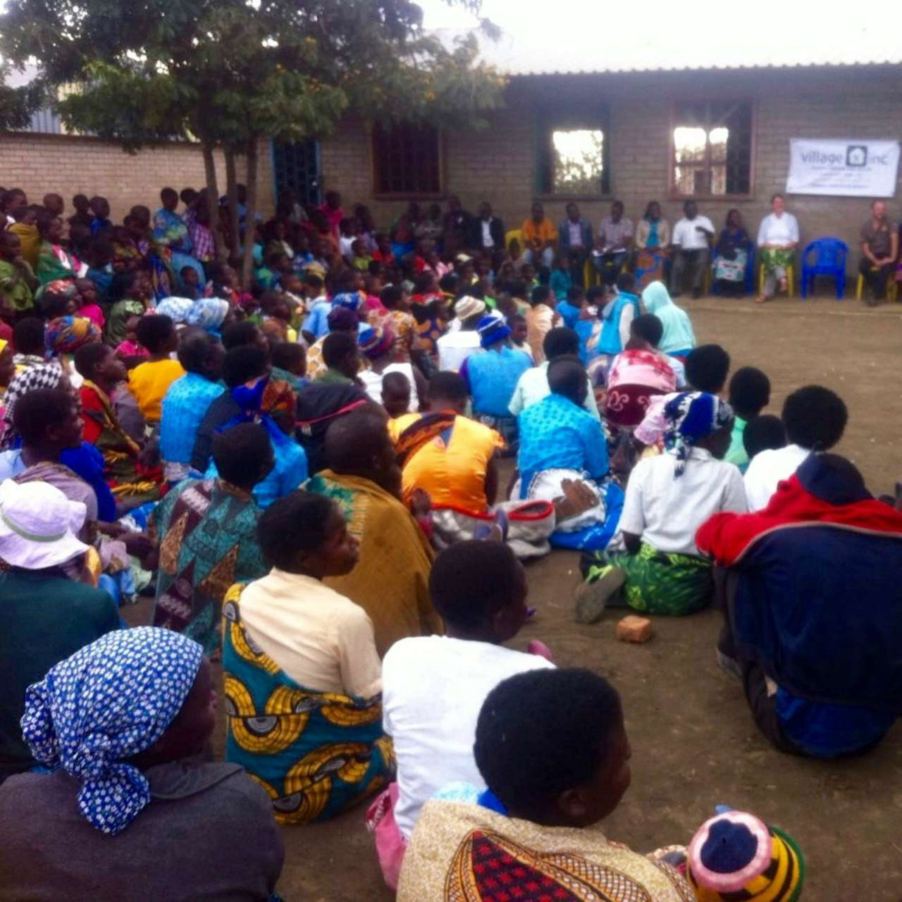 Conclusion of Chitimbe Borehole Project - Malawi
