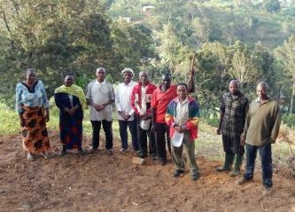 Conclusion of Kwizu Village Water Tank Project - Tanzania