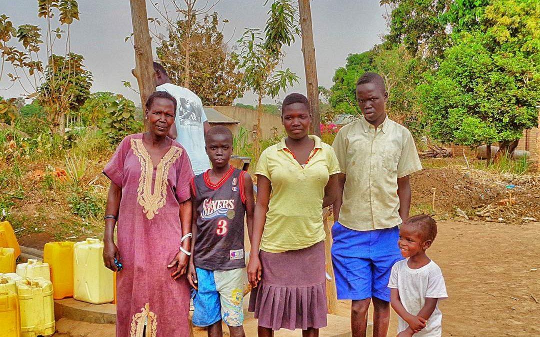 Zezira II Well Renewal – South Sudan