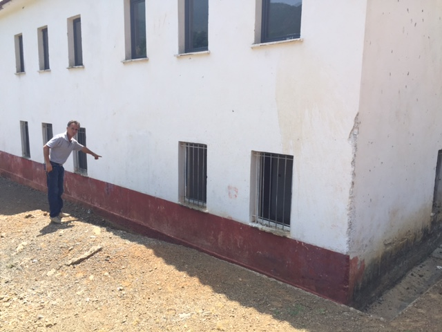 Kol Toma School Water Project - Albania