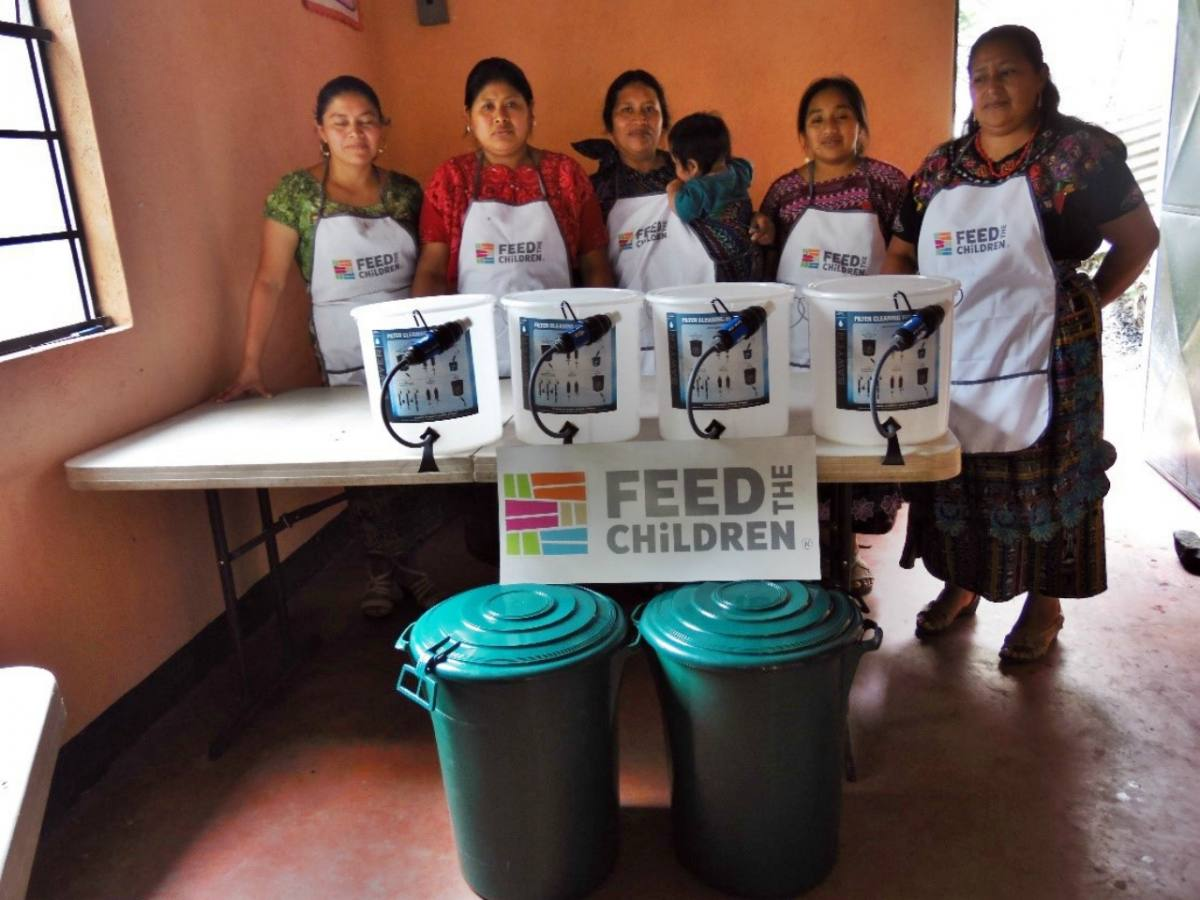 Conclusion of Palencia and Suchitepéquez Water Filter Project - Guatemala