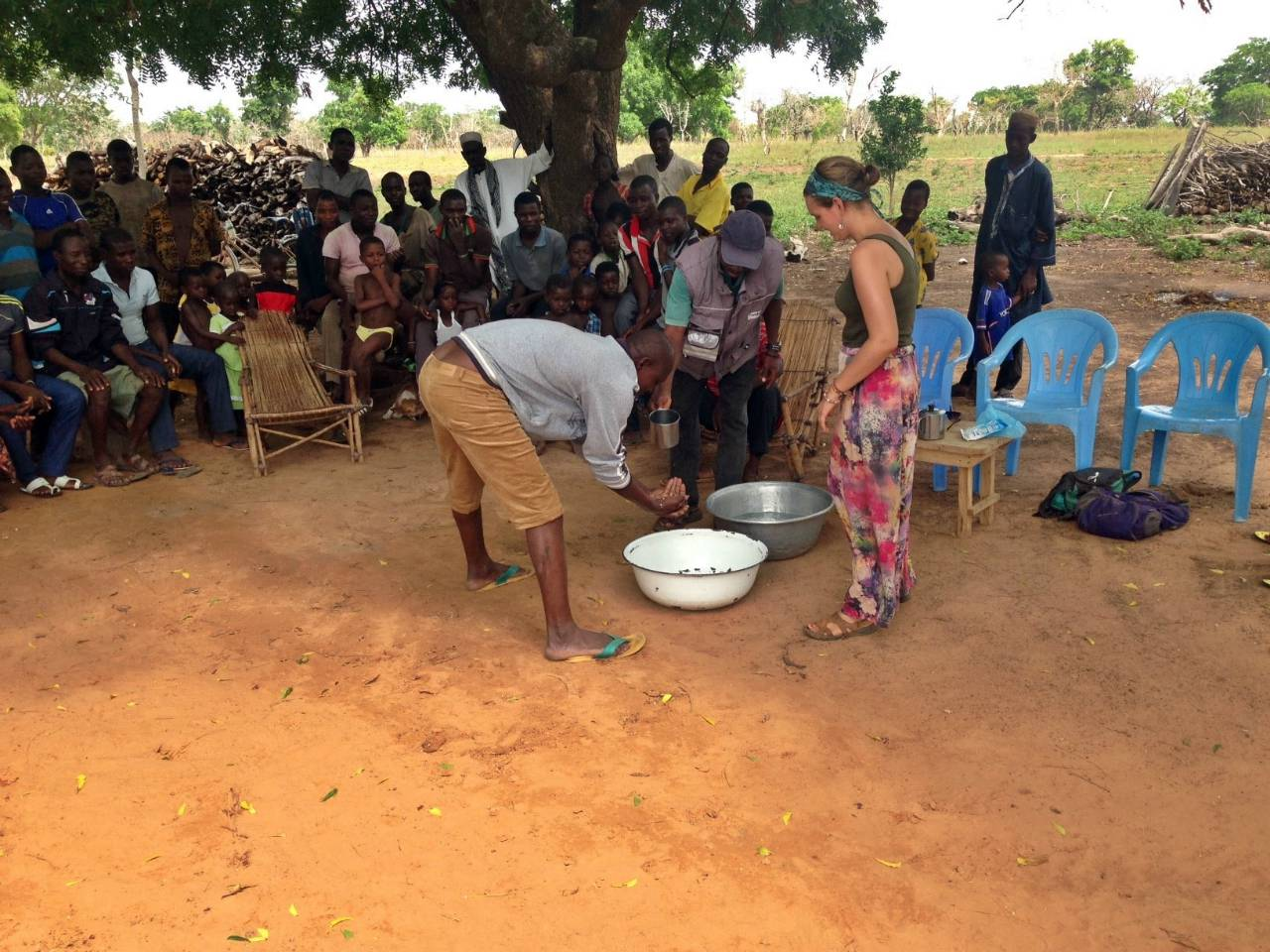 Dankpen Well Rehab Project - Togo