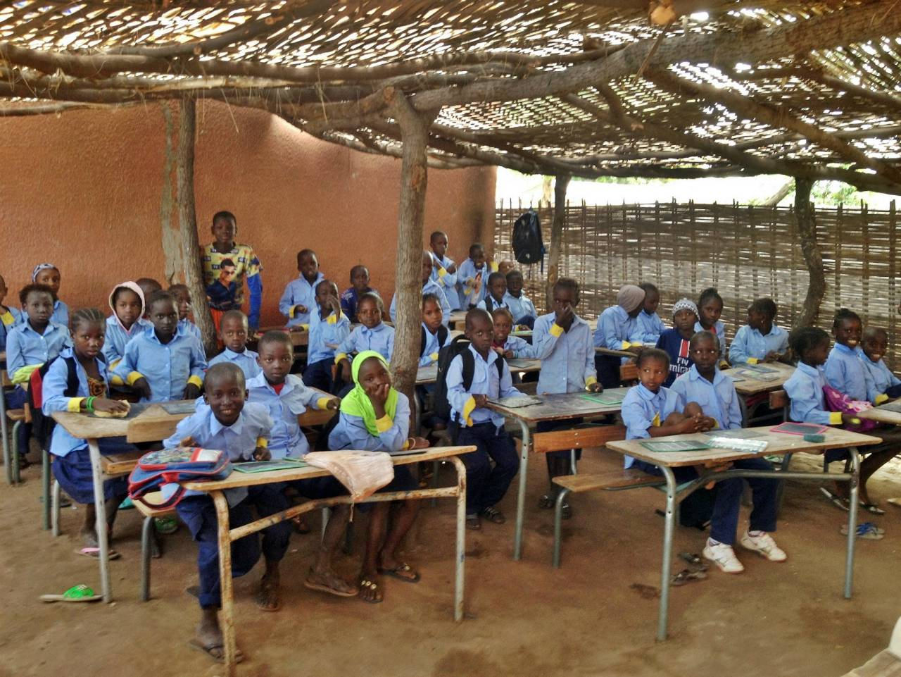 Medina Yoro Foulah and Niaming Latrine Project - Senegal