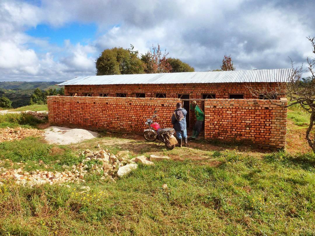 Igoma Primary School Toilers, Tanzania