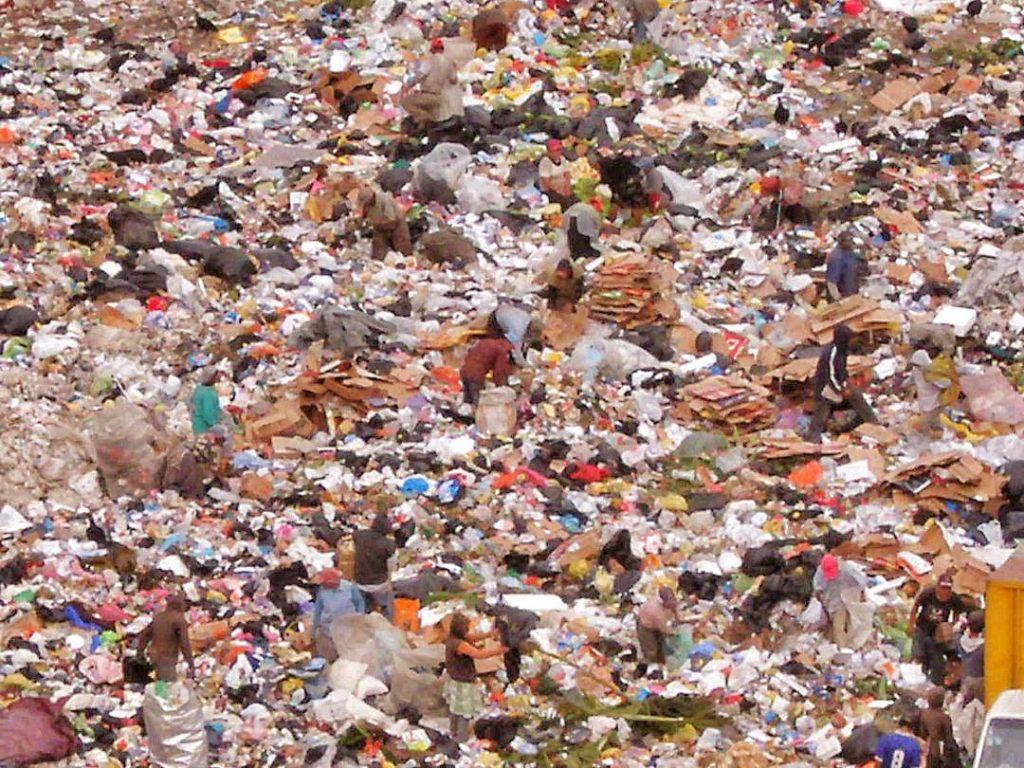 Guatemala City Garbage Dump Workers