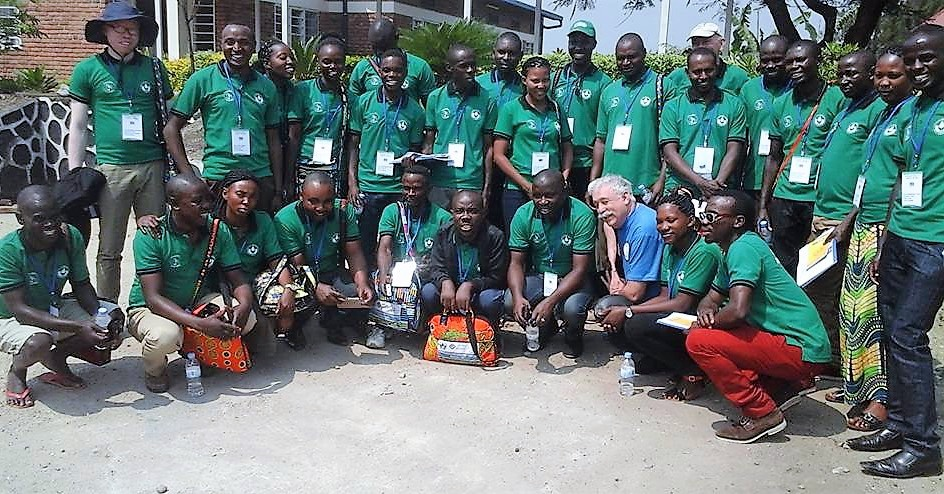 Conclusion of Gisenyi Rainwater Catchment System & Ferro-Cement Tank Training Program – Rwanda