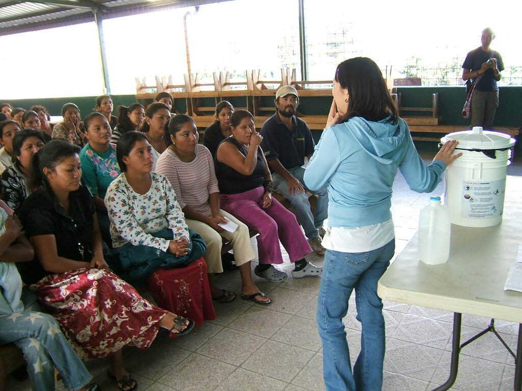 Conclusion of Guatemala City Water Filter Project