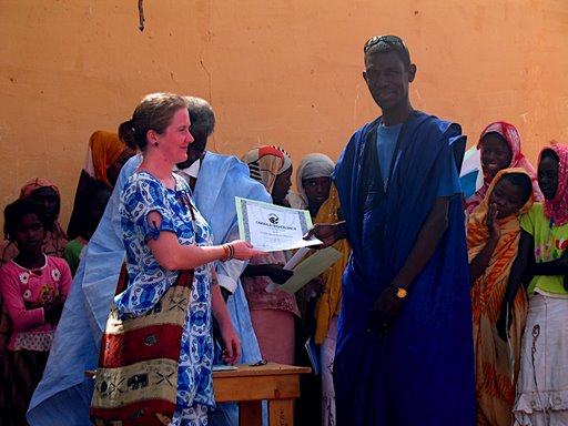Kristy's School Improvements Project – Mauritania