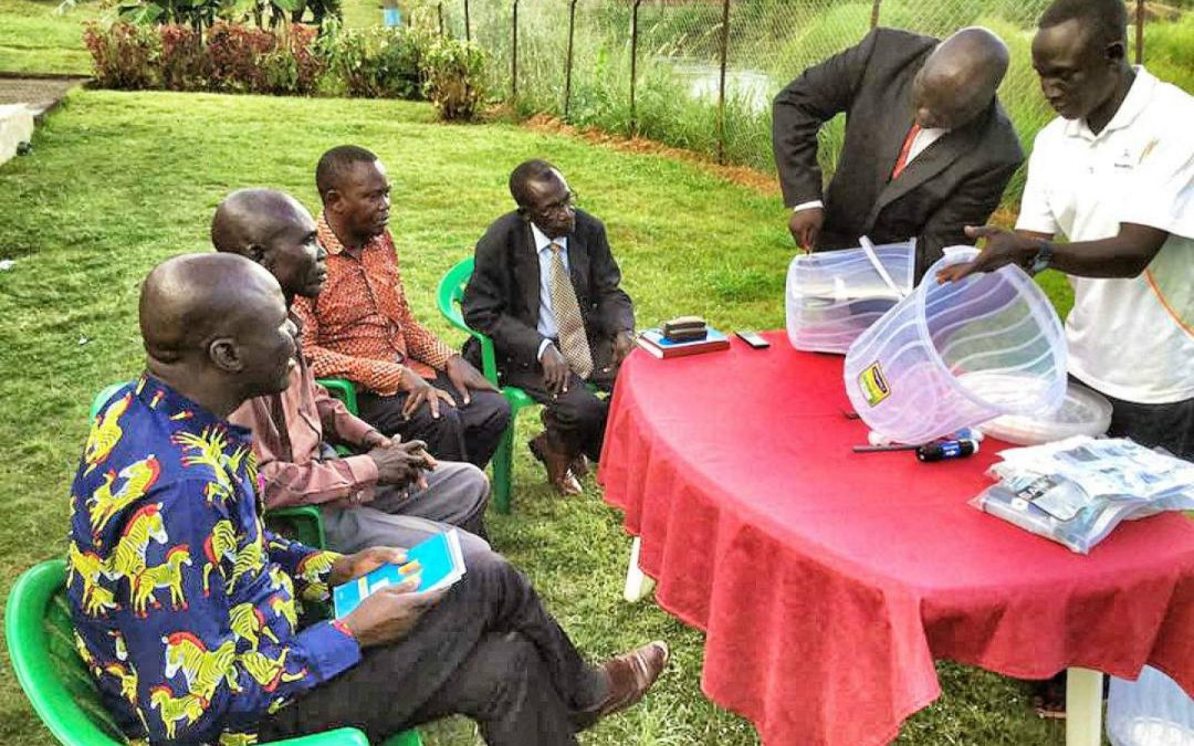 Water Filters For South Sudan – Program