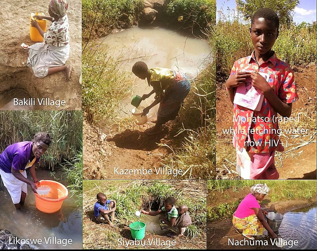 Malawi Borehole Program