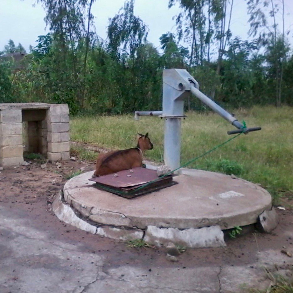 Chitimbe Borehole Project - Malawi
