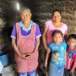 Family in Progreso