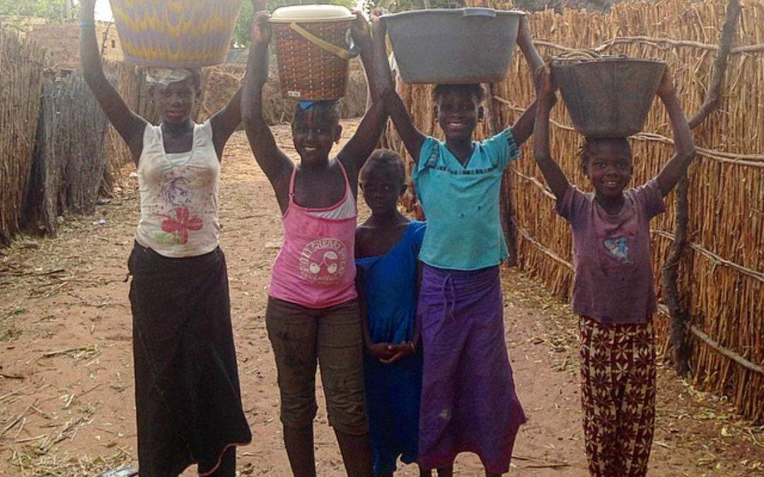Badoudou Latrine Project – Senegal