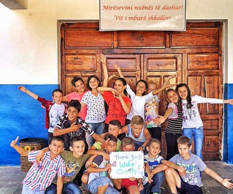 Mother Teresa School Bathroom Project – Albania