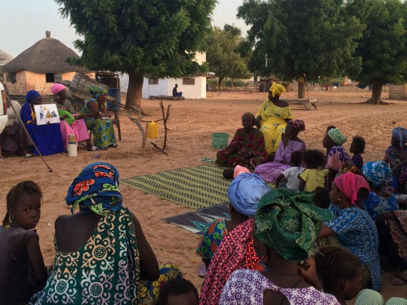 Dahra Latrine Project – Senegal