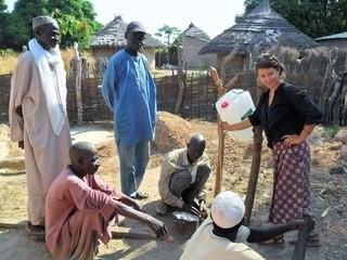 Conclusion of Goundaga and Lengewal Latrine Project - Senegal