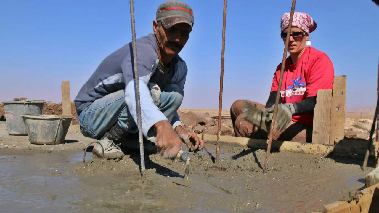 Conclusion of Izgouren and Ilguiloda Water Project - Morocco