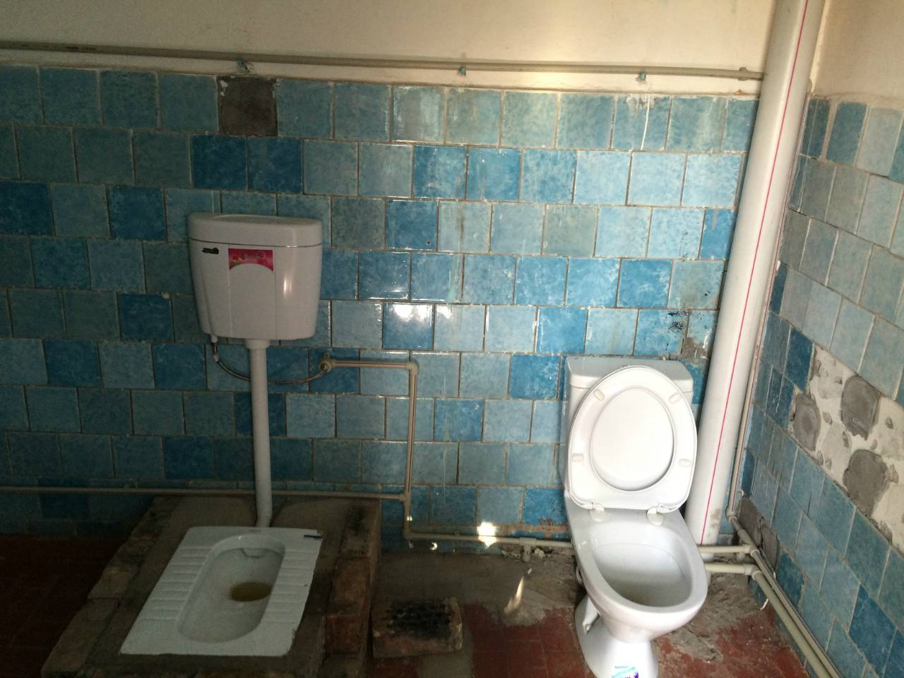 Conclusion of Bazar-Korgon Rehabilitation Center Bathroom Project - Kyrgyzstan