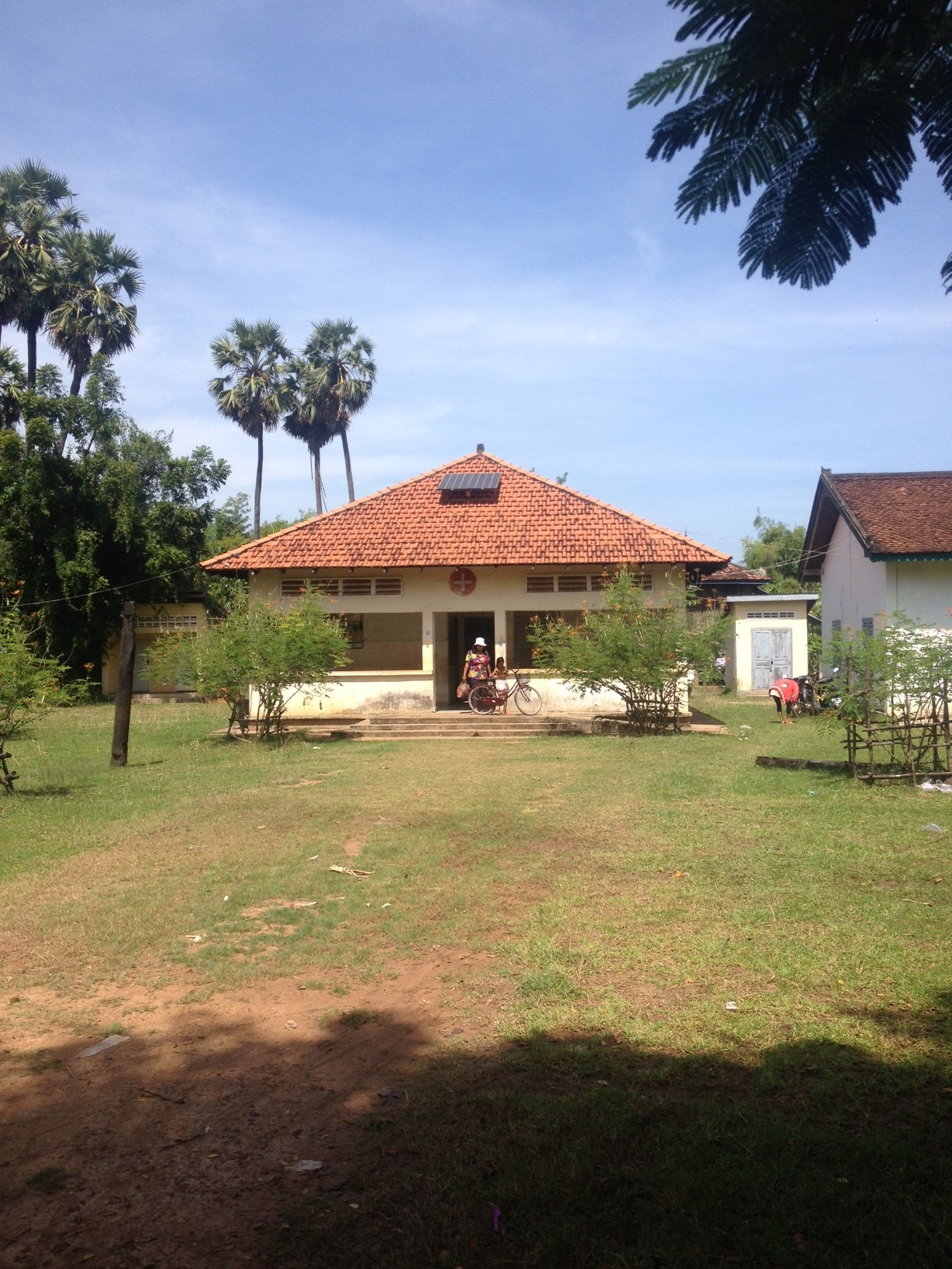Thnot Chum Health Center Well Project - Cambodia