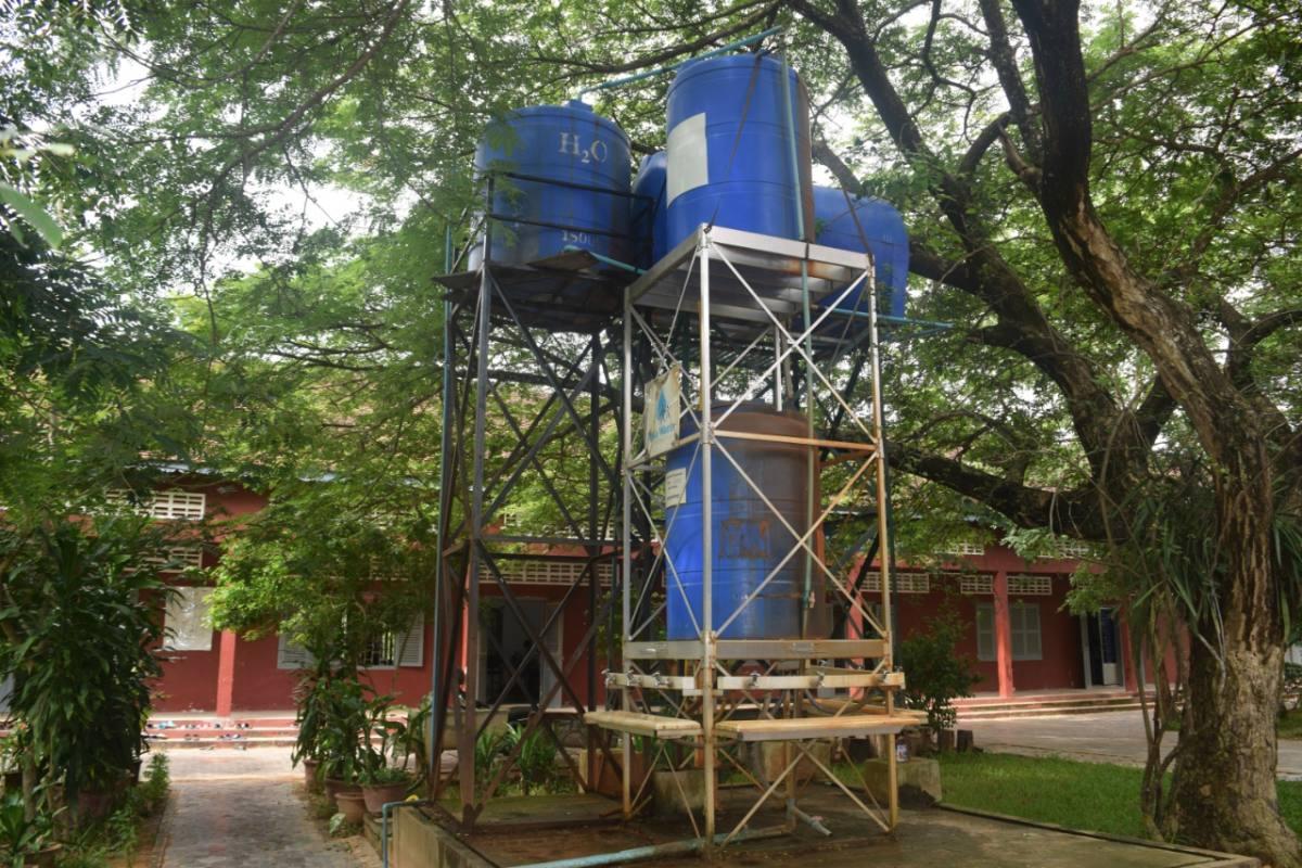 Old Filtration System