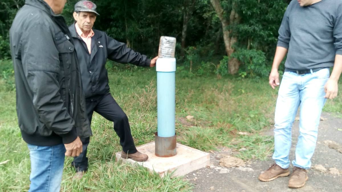 Maria Auxiliadora Water Project - Paraguay