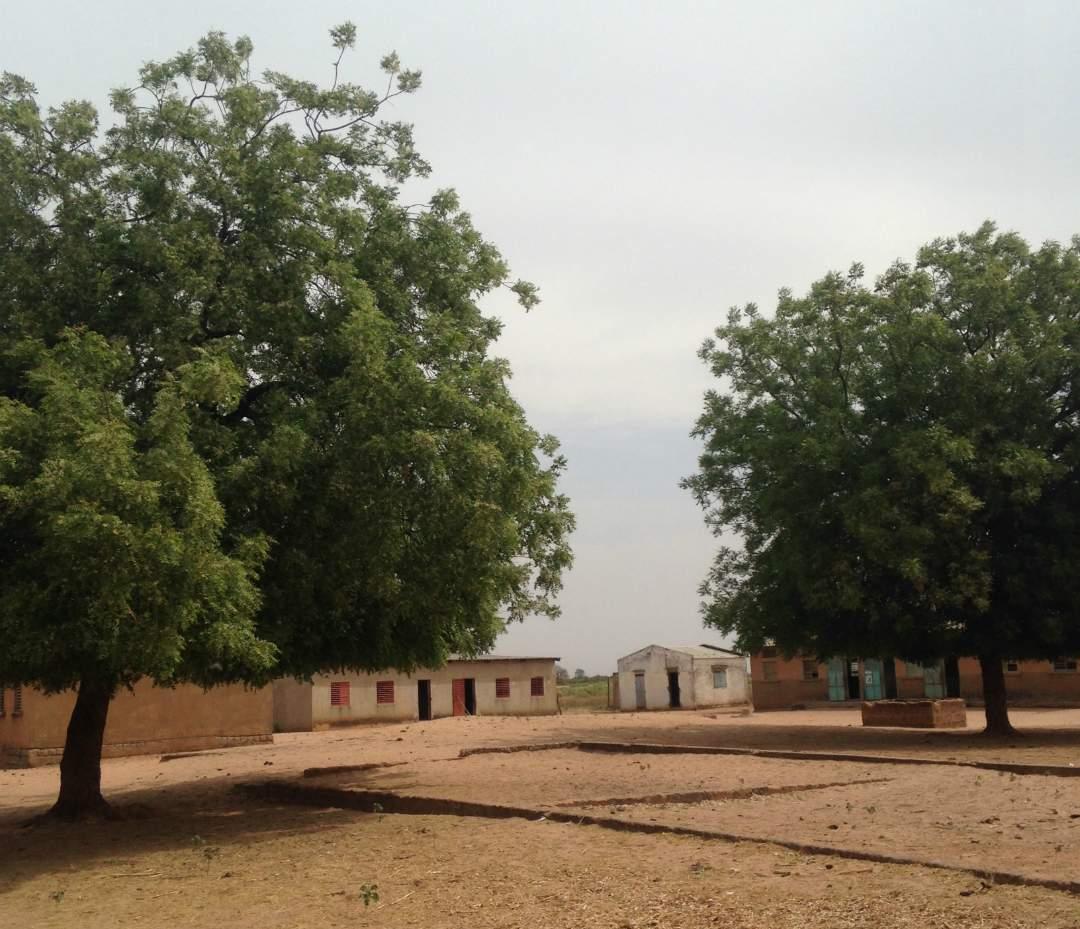 Road in Badoudou