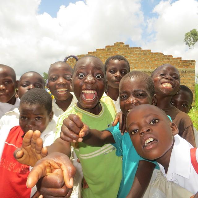 Kids Zambia