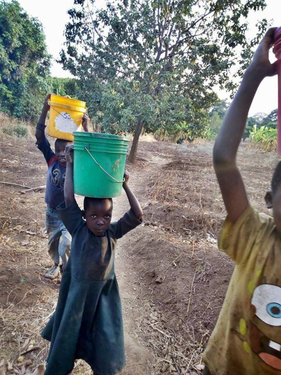 Mbeya Clinic and School Water Project - Tanzania