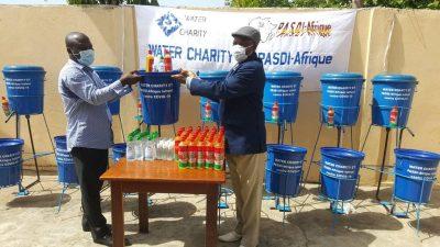 Handwashing & Hygiene Initiative  – COVID-19 Relief in Sokode, Centrale, Togo