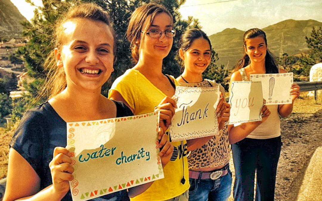 Jani Vreto School Bathroom Project – Albania