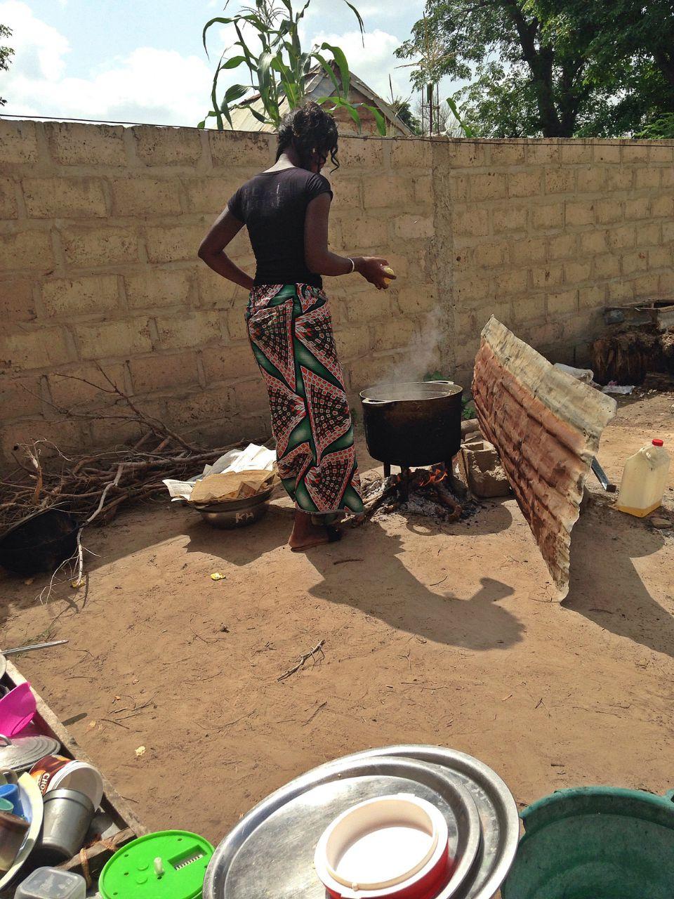 Gagnick Latrine Project - Senegal