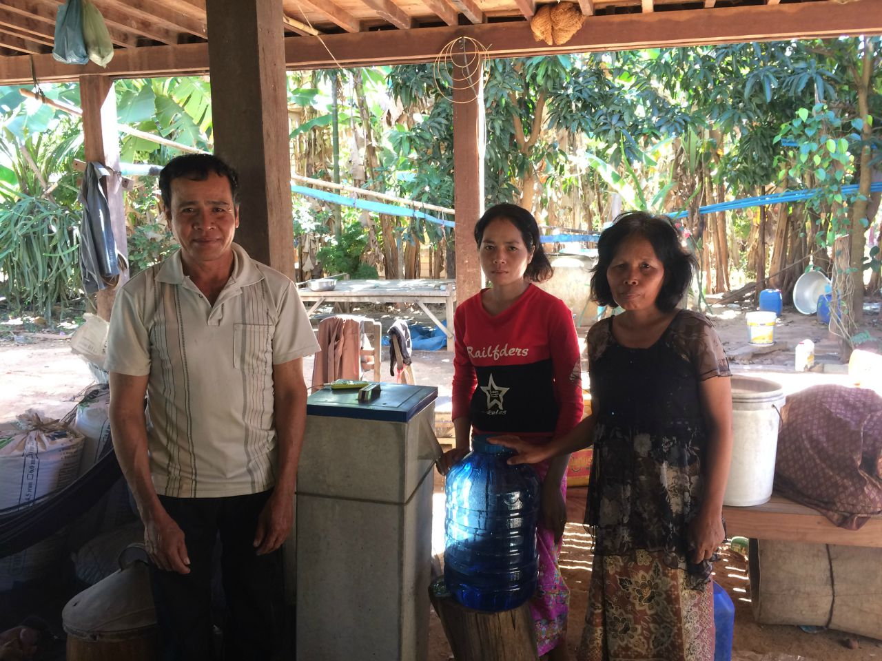 Svay Leu District Water Purification Project, Phase 2 - Cambodia
