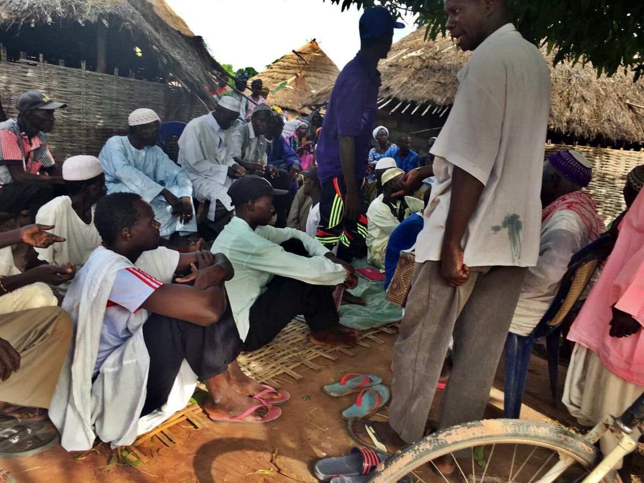 Sare Dembayel Latrine Project - Senegal