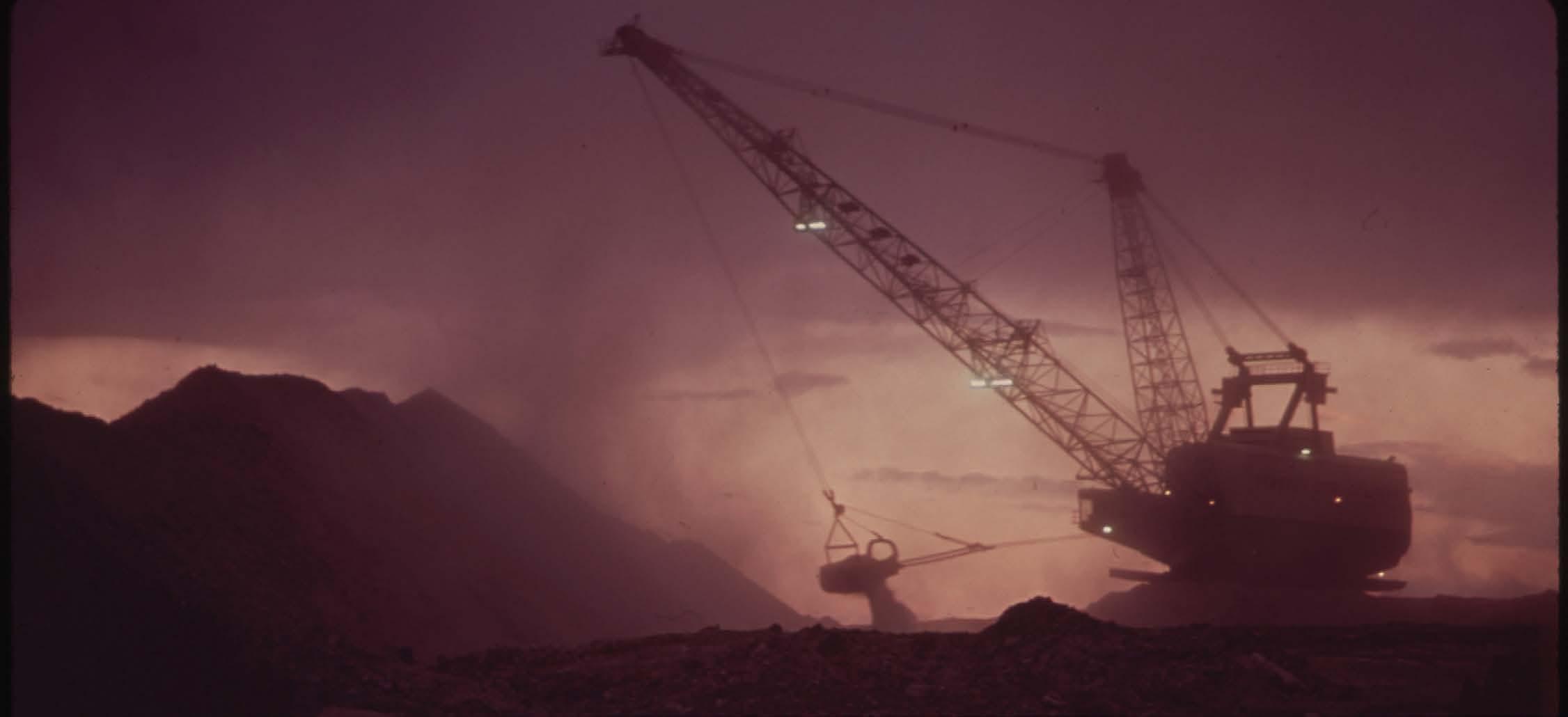 Mining at Black Mesa