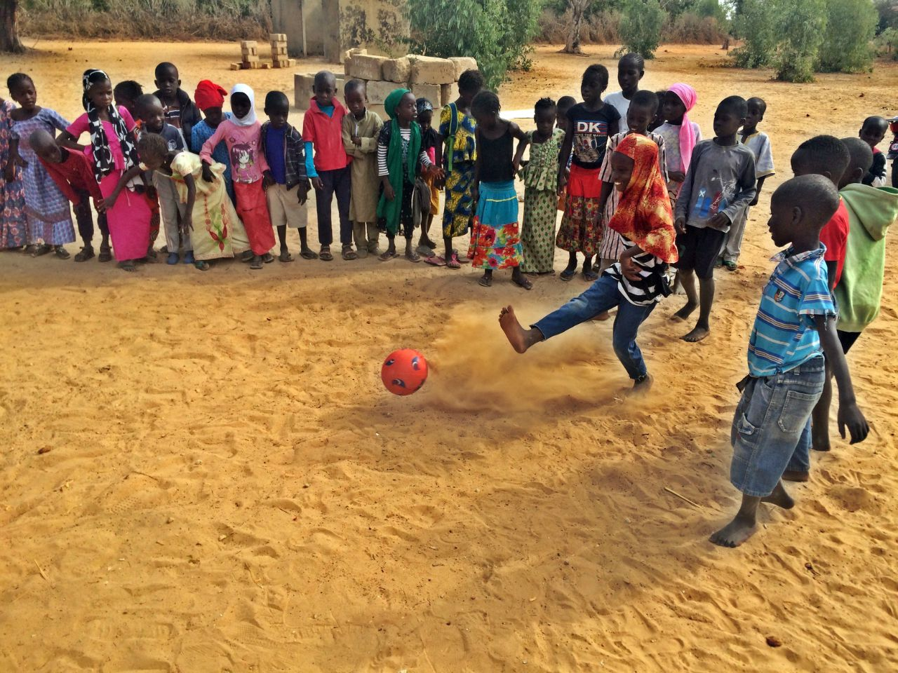 Fatick Region Latrine Project - Senegal