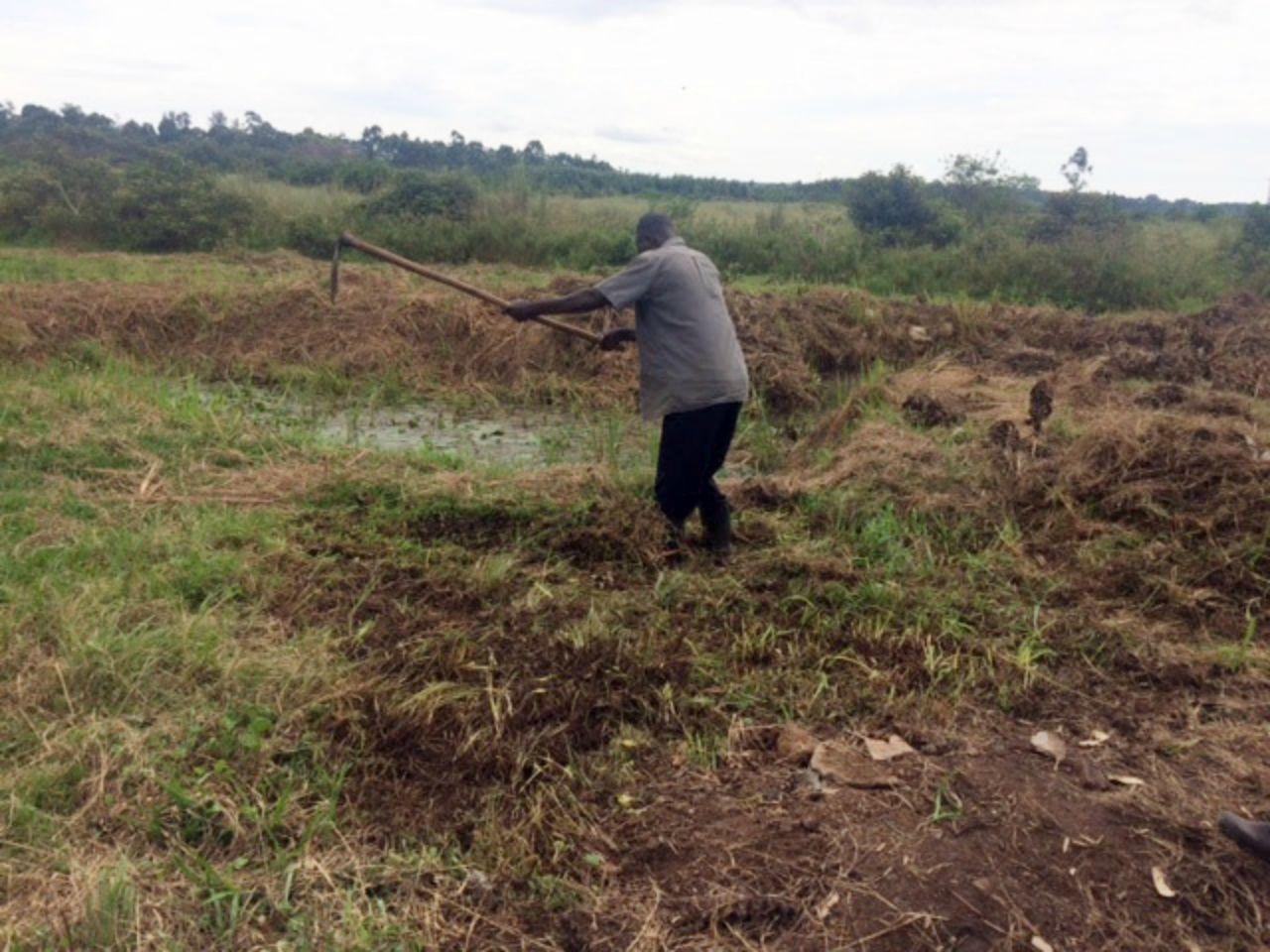 Bannakaroli Brothers - Kiteredde Water Project - Uganda