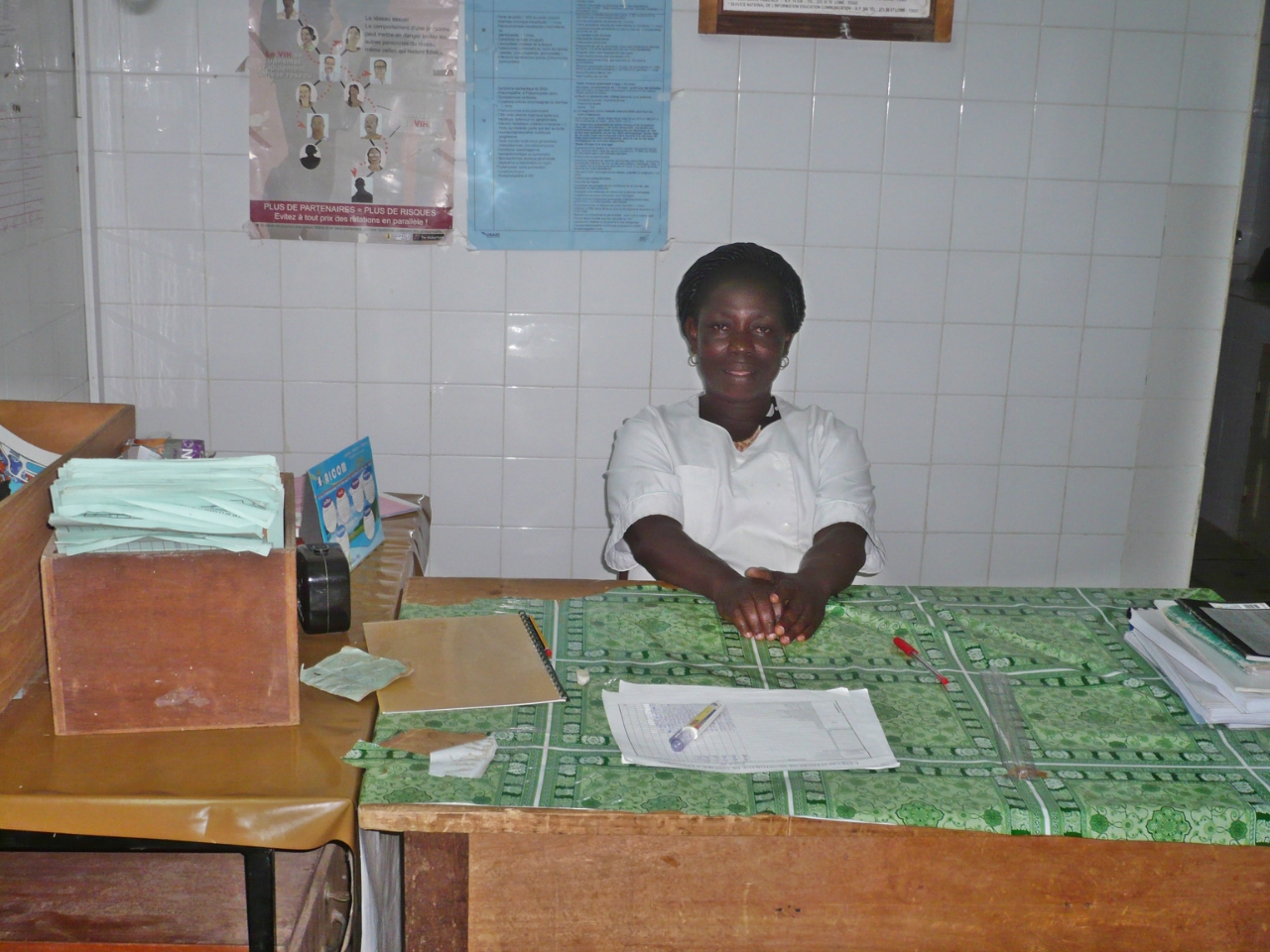 Djamde Health Clinic Water Project - Togo