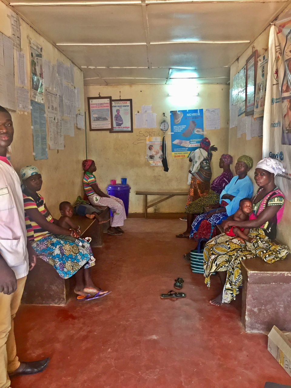 Sarakawa Health Center Water Project - Togo