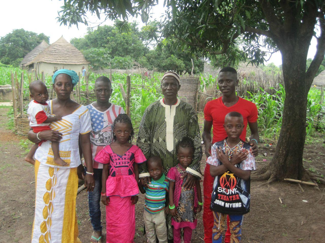 Habibou Latrine Project - Senegal