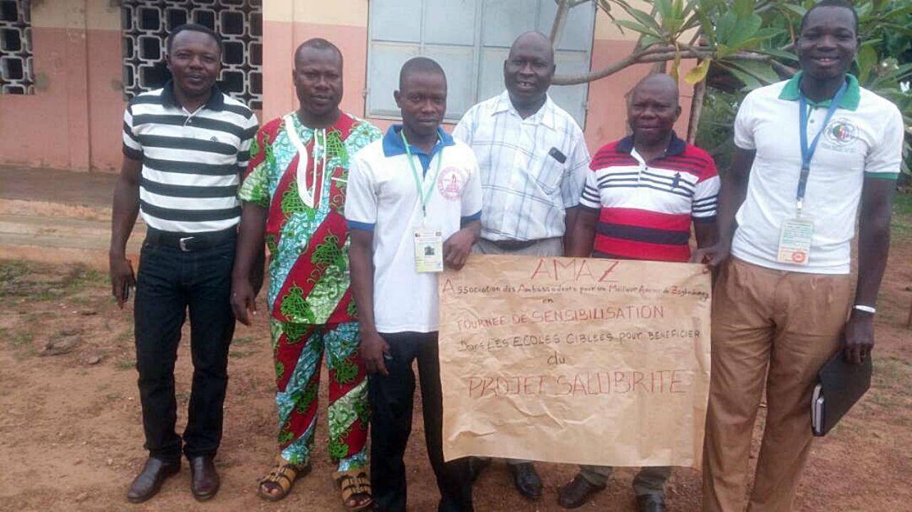 Zogbodomey Sanitation Project - Benin