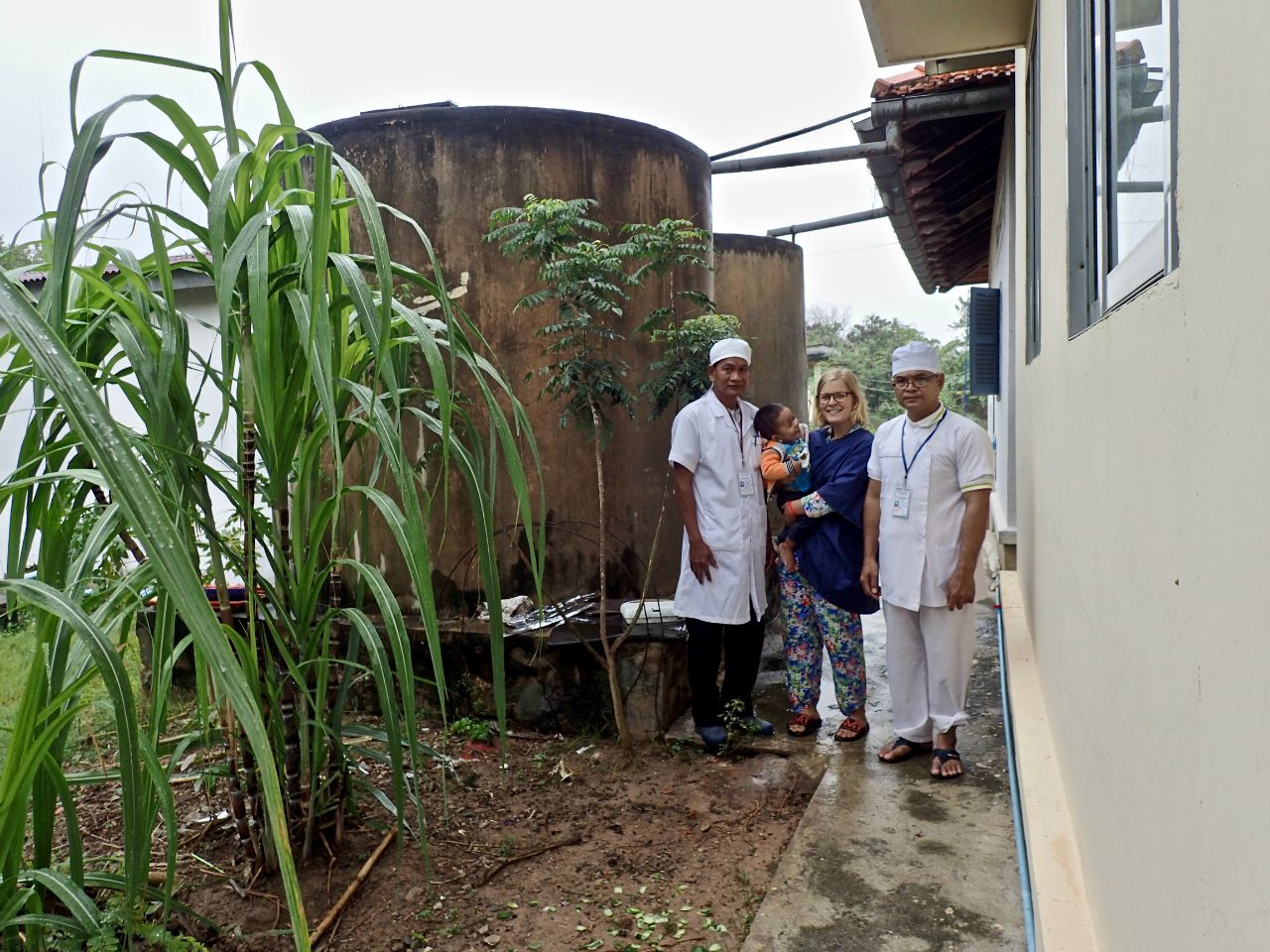 Takeo Province Health Center Water Project - Cambodia