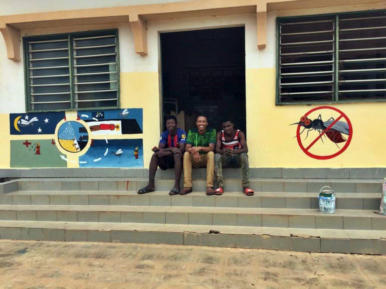 Dagma Borehole Project - Togo