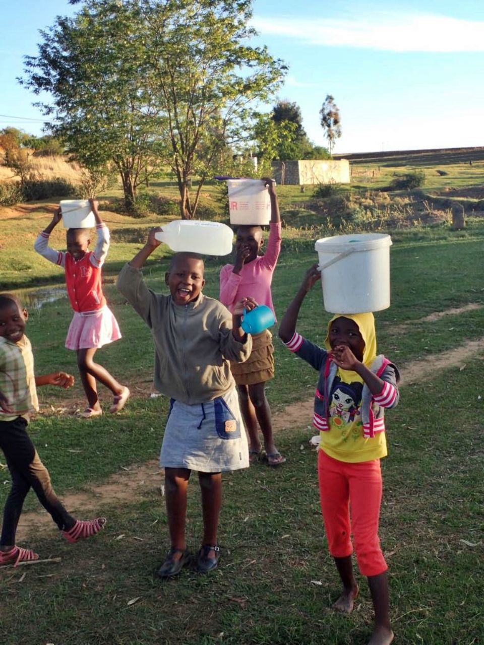 Rural Water System Project - Lesotho