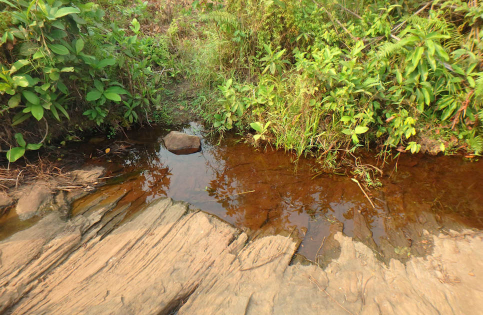 Current Water Source