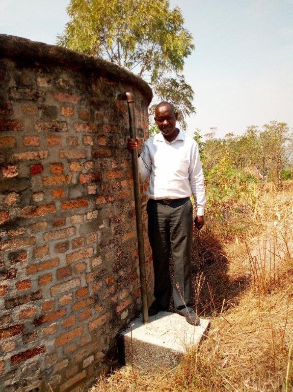 Nkomero Cell Water Project - Rwanda