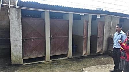 Chuquexa I School Bathroom Project - Guatemala