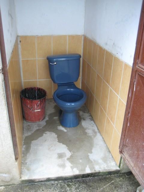 Conclusion of Chuquexa I School Bathroom Project - Guatemala
