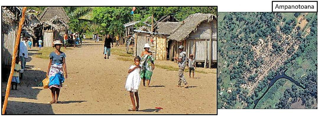 Ampanotoana Village